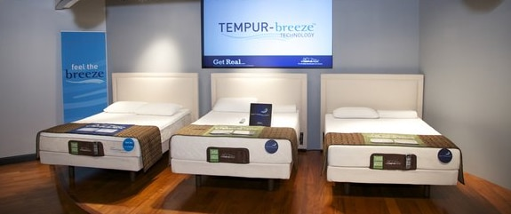 Tempur-Rhapsody Breeze Review