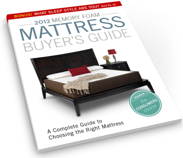 guide to buying a memory foam mattress - Mattress Buying Guide