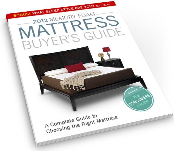 Guide to Buying a Memory Foam Mattress