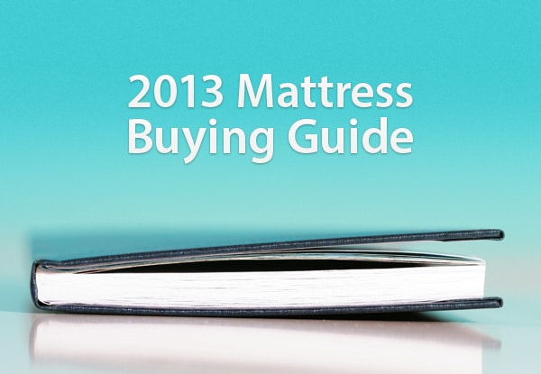 Consumer Reports Releases 2013 Mattress Buying Guide