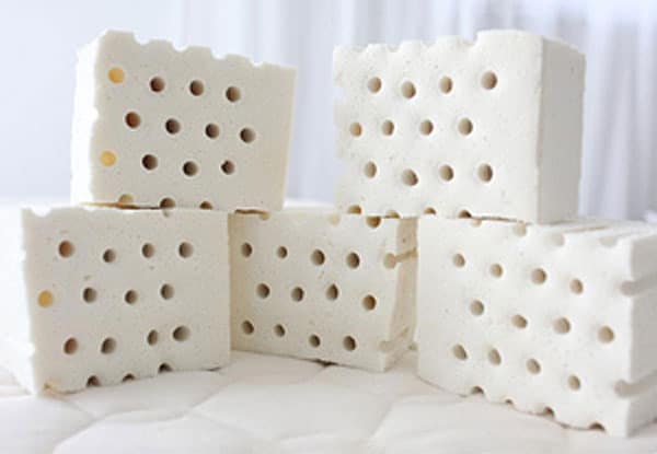 Top Latex Mattress Brands and Type of Latex Used