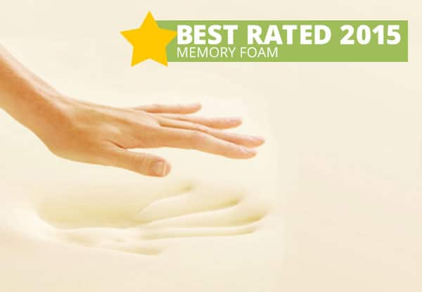 Best rated memory foam mattresses for 2015 Top rated memory foam mattress