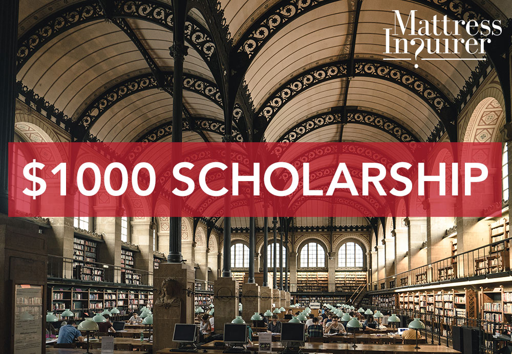 mattress inquirer scholarship