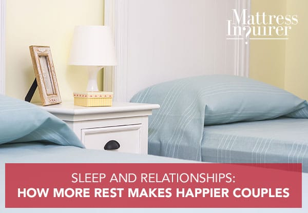 Sleep and Relationships: How More Rest Makes Happier Couples