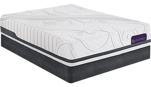 Serta iComfort Prodigy III mattress reviews